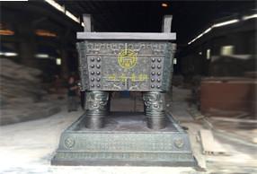 《法鼎》-郴州法院铜鼎工程