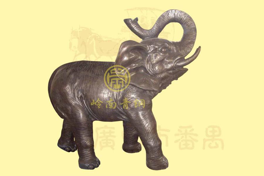 泰国《大象》大象雕塑工程