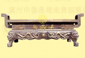 长方香炉4高0.9-0.95米,长由客户定制,宽按比例