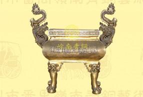 长方香炉7高0.9-0.95米