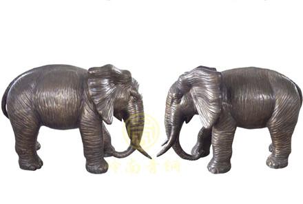 现货:铜象2(长1.5m、宽0.78m、高1.03m)