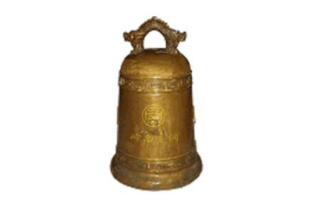 现货:铜钟3(口径40cm,高60cm)