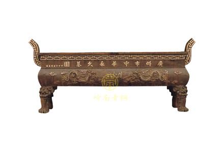 现货:长方香炉1(长2.2米;长1.0米)