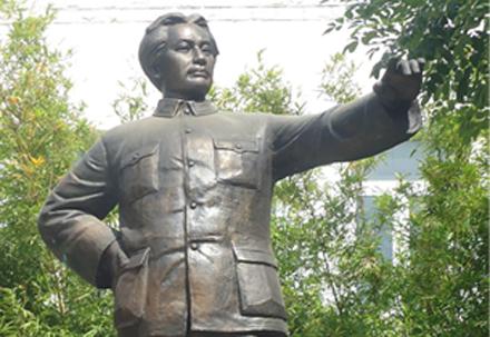 海南三亚学院【名人铜像-伟人铜像】工程
