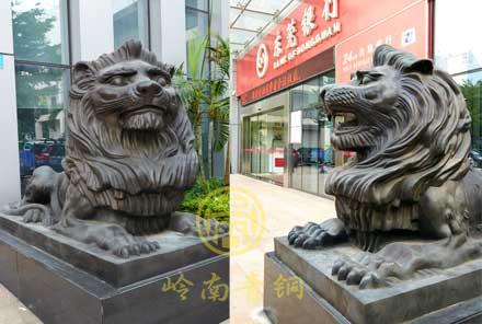 铜狮子长期合作企业-东莞银行