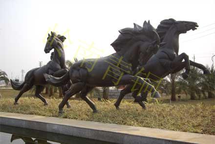 中山火炬开发区铜马