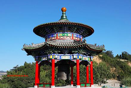 陕西渭南韩城铜钟