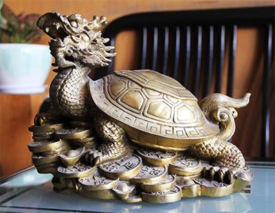 现货:招财龙龟(长35cm,高24cm,宽23cm)